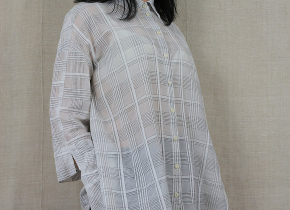 Grizas Silk Check Shirt