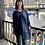 Thumbnail: Asymmetric Jersey Tunic BL48n