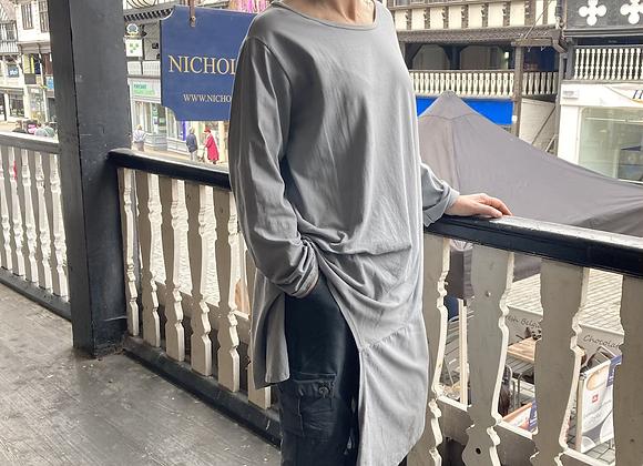 Jersey Asymmetric Dress BL57
