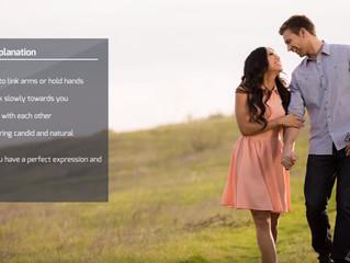 Bryllupsfoto - Lær nogle enkle poseringer!