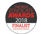 Seal - Finalist-Best EdTech Startup Read