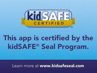 ReadON certified as kidSAFE