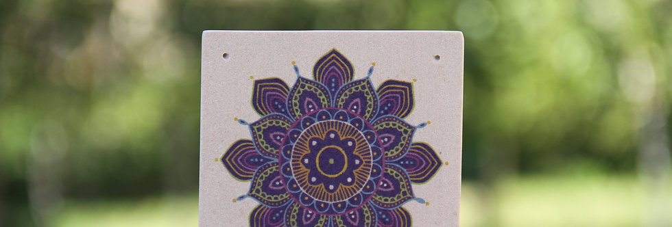 Incense Burner • Mandala