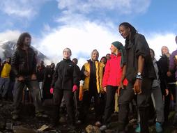 A Journey To Kilimanjaro