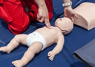 Children and Infants First Aid Workshop.