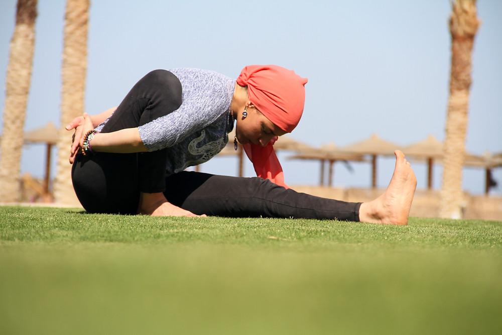 yoga in egypt