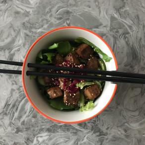 Mimi's Vegan Kitchen: Asian Fusion Salad