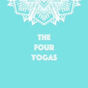 Mindfulness & The Big City: The Four Yogas