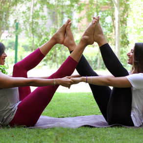 Off The Mat Part IV • Yoga, Patience & Relationships