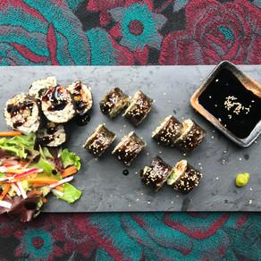 Mimi's Vegan Kitchen: Maki Rolls, 2 ways