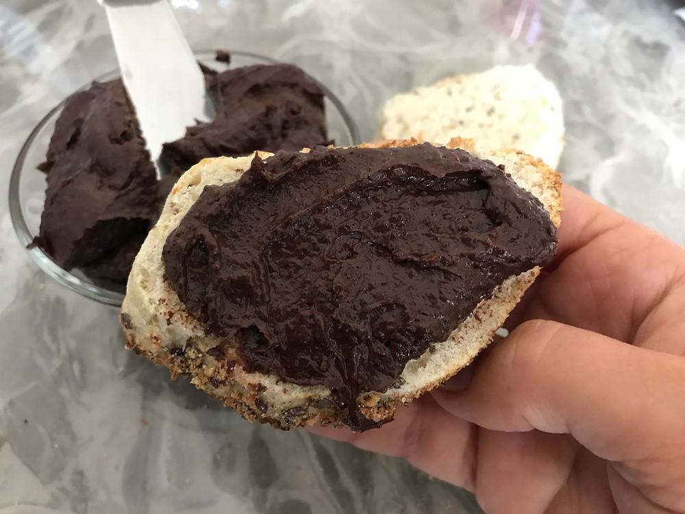 Vegan nutella