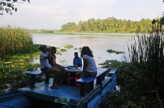 Boat ride at Kalametiya.JPG