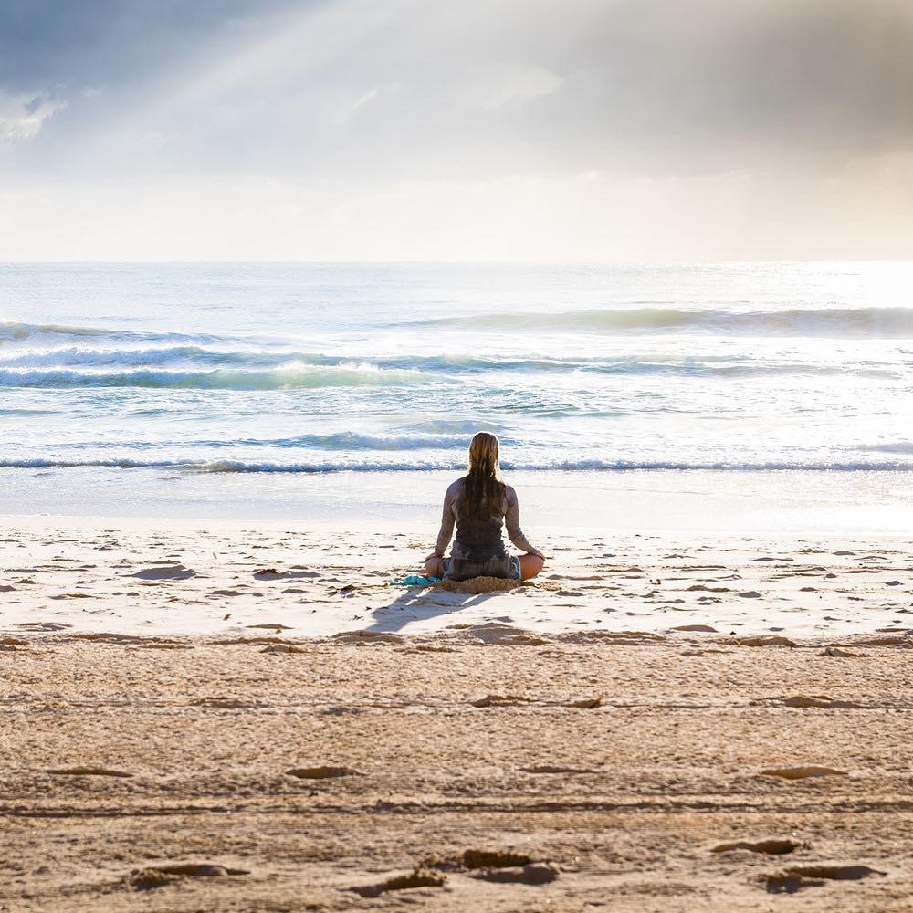 Beach meditation_fiona_stock photo_royal
