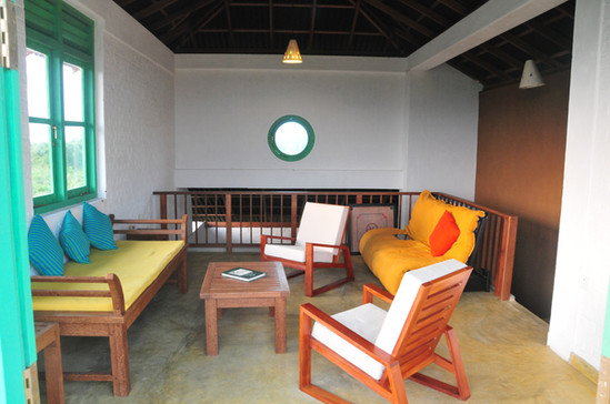 Upstair living area - Bulu villa.JPG