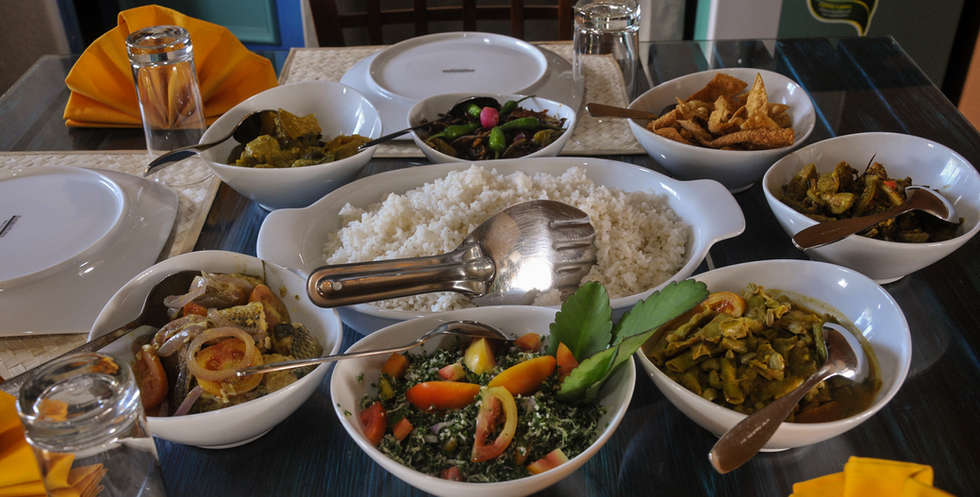 Nourish your body with delicious local food