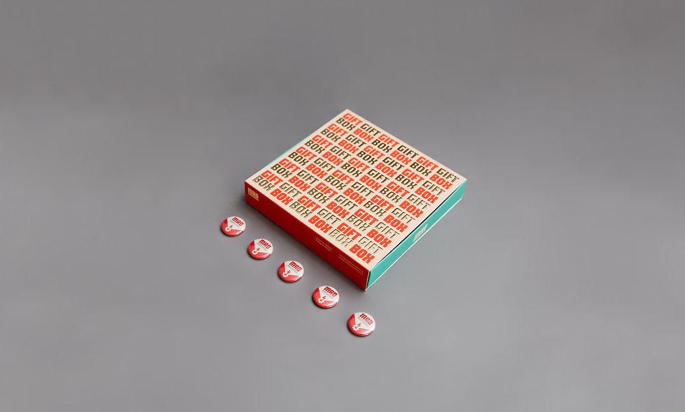 Gift Box 5 Giocatori