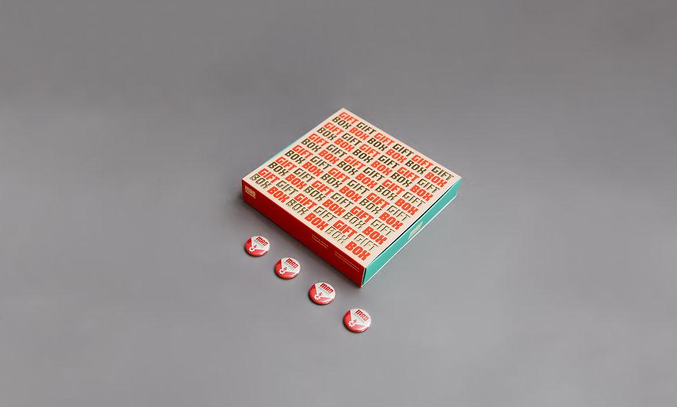 Gift Box 4 Giocatori
