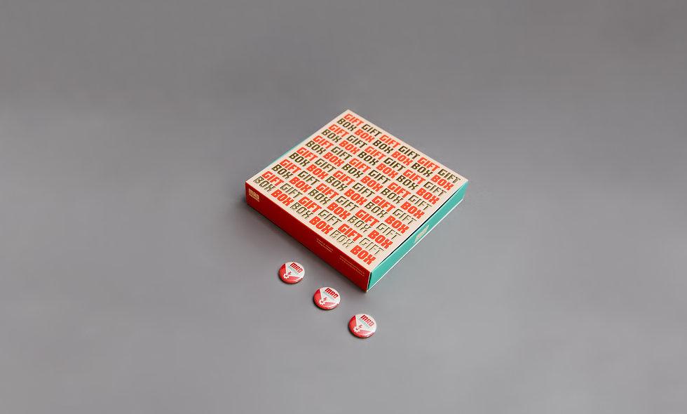 Gift Box 3 Giocatori