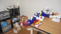 梱包・作業スペース