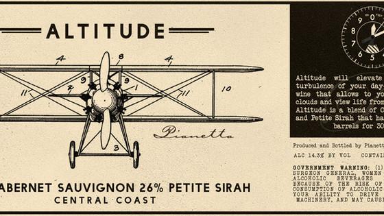 "BREAKING NEWS:  John Pianetta will blend anticipated ""Altitude"" Blend"