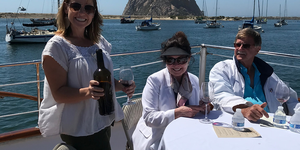 Food and Wine Pairing Cruise on the Papagallo II