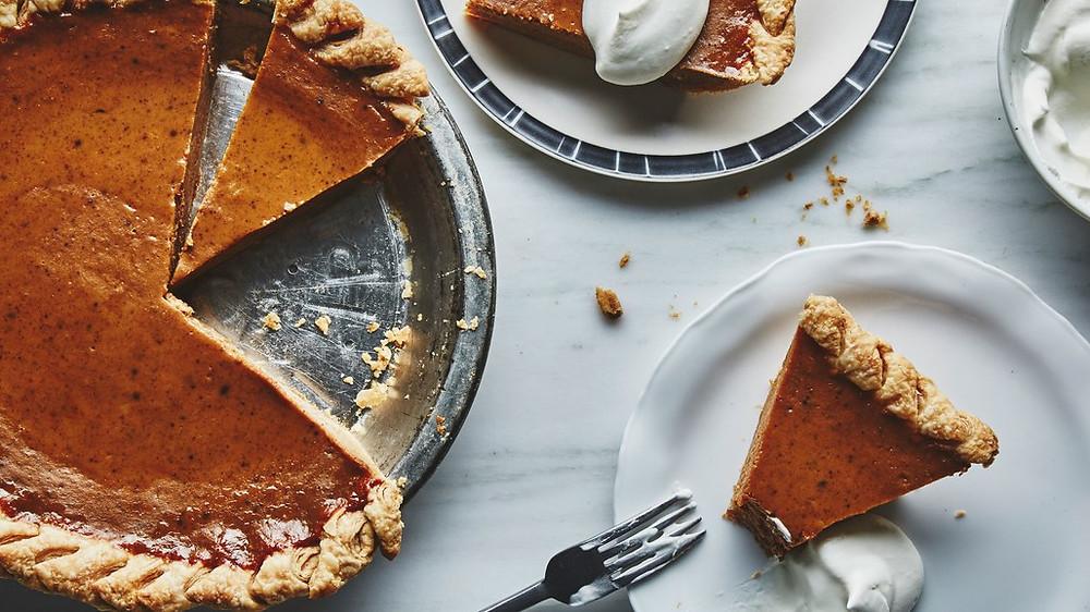 Pumpkin Pie Wine Pairing