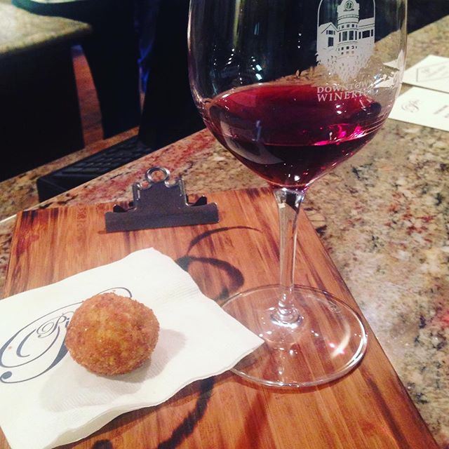 Downtown Paso Robles Wine Stroll