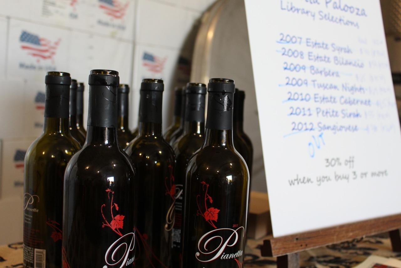 Pianetta Wines