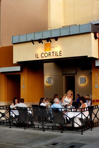 Il Cortile Italian Restaurant Paso Robles