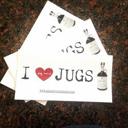 I LOVE JUGS