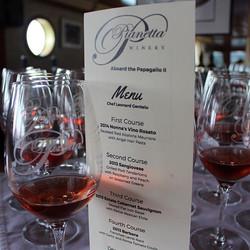Wine Pairing Cruise