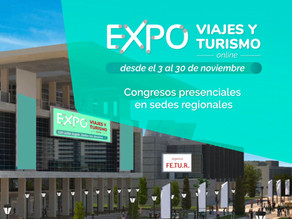 Arrancó la organización de EXPO VIAJES Y TURISMO