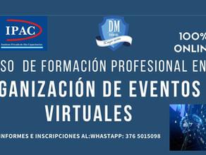 Curso con Certificación en Organización de Ferias Virtuales