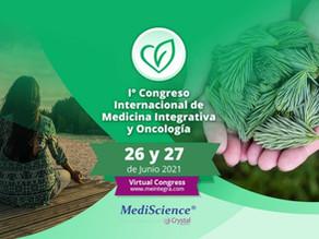Fuimos Parte de MEINTEGRA 1er Congreso Internacional de Medicina Integrativa y Oncológica.