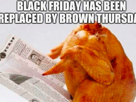 Brown Thursday?