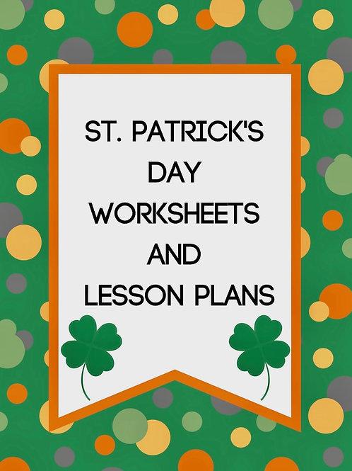 St. Patrick's Day Music Mega Pack