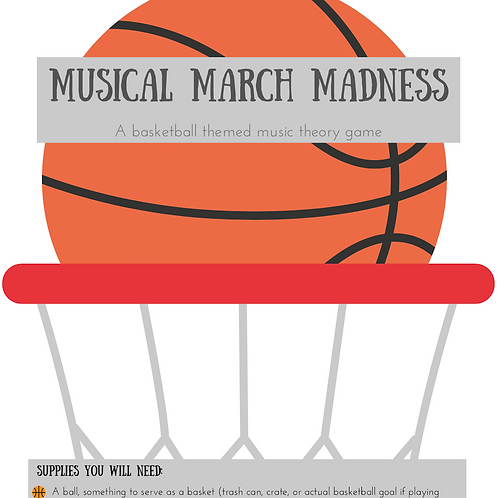 Musical March Madness