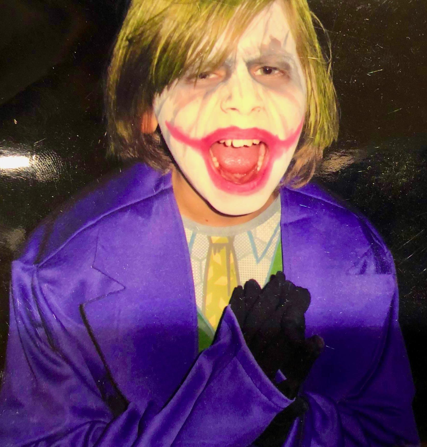 halloween joker