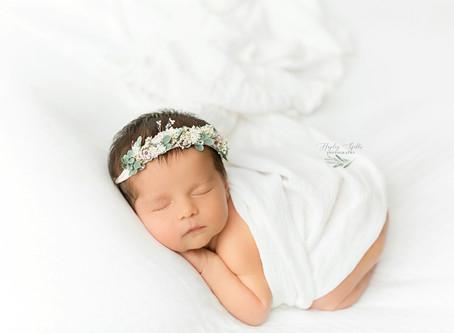 Aubrey | Newborn Session | Hayley Gibbs Photography
