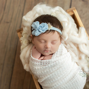 Kaisley | Newborn Session | Hayley Gibbs Photography | Snead, Alabama