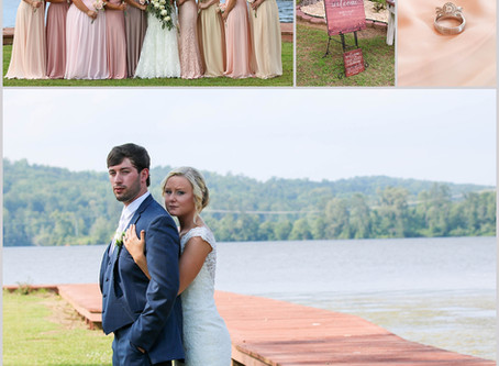 Blake & Ashley | Guntersville, Alabama Wedding