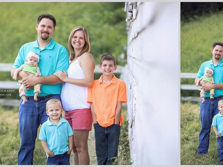 Edwards Family   North Alabama Family Photographer   Curls and Pearls Photography