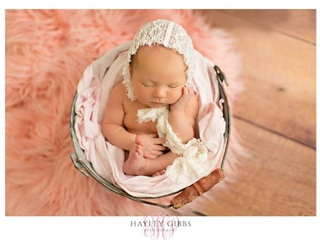 Ellie Jay | Newborn Session | Hayley Gibbs Photography