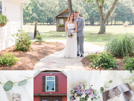 Brad & Holly   Alabama Wedding Photographer   Hayley Gibbs Photography