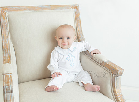 Glenn   9 month session   Hayley Gibbs Photography