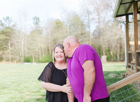 Ricky + Donna | Engaged | Alabama Wedding Photographer | Hayley Gibbs Photography