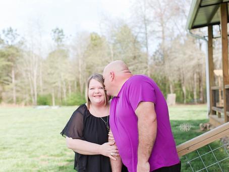 Ricky + Donna | Engaged | Alabama Wedding Photographer | Hayley Gibbs Photography