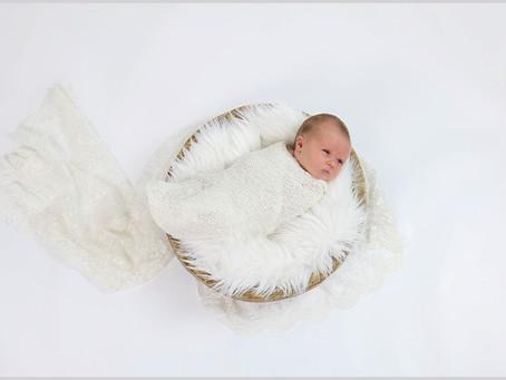Allison | North Alabama Newborn Photographer