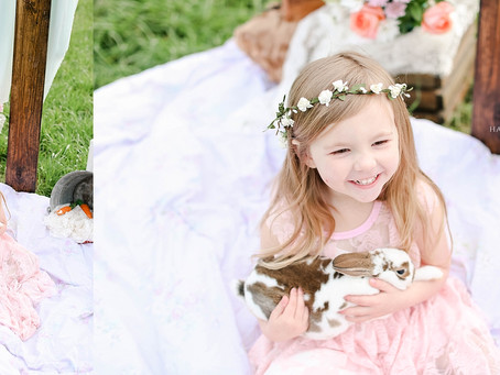Easter Mini Sessions 2018 | Hayley Gibbs Photography