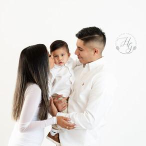 Josiah | First Birthday | January 2021